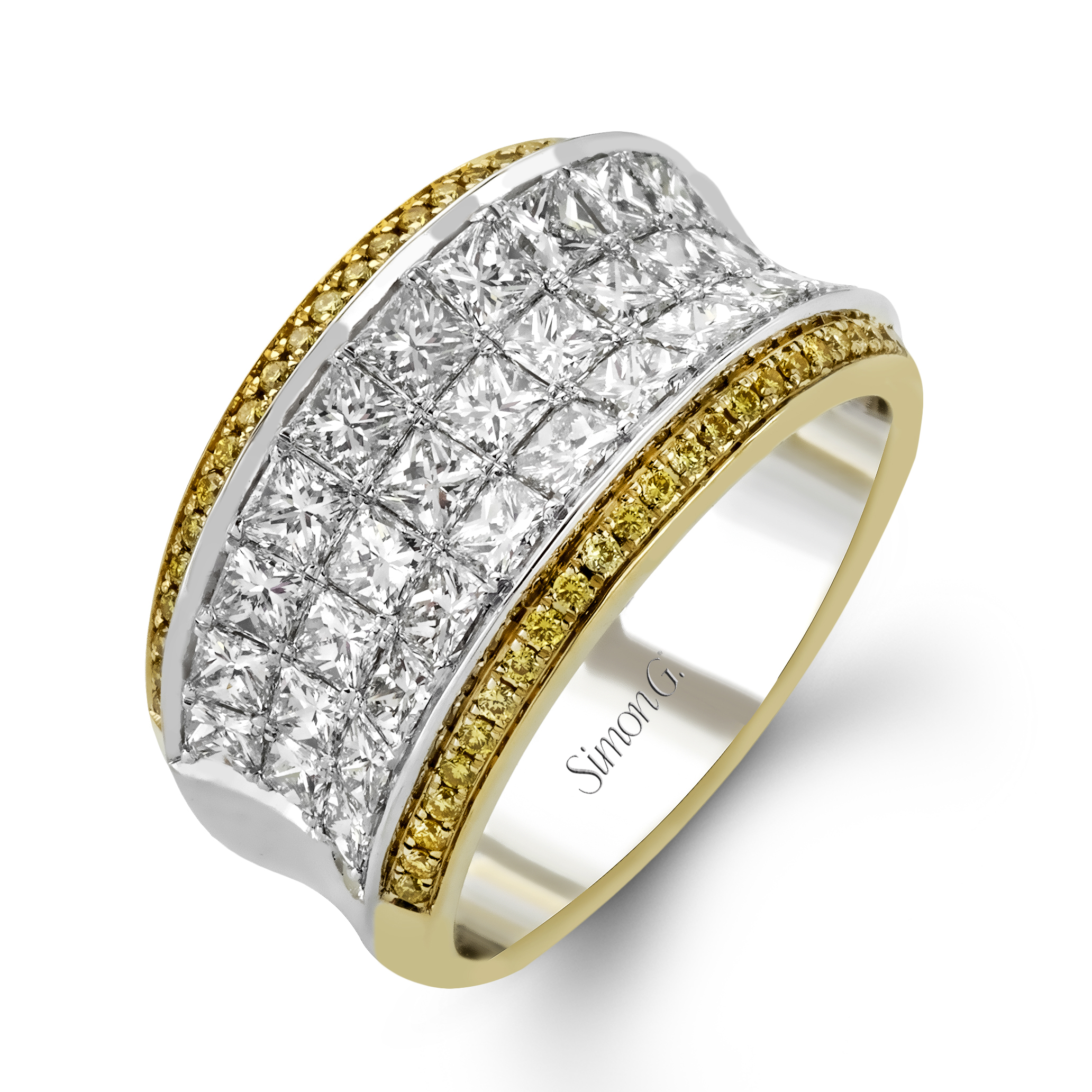 engagement picture of ring simon white halo diamond g designer rings product gold
